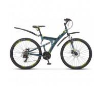 """Велосипед горный двухподвесный Stels Focus MD 21-sp v010 - 26"""""""