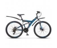 """Велосипед горный двухподвесный Stels Focus MD 21-sp v010 - 27,5"""""""