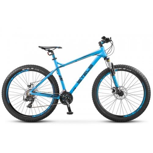 "Велосипед горный полуфэт Stels Navigator-660 MD v020 - 27,5+"""