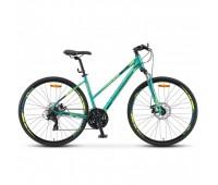 "Велосипед дорожный женский Stels Cross-130 Lady MD v010 - 28"""