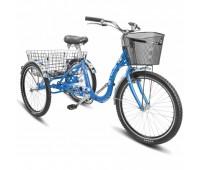 Трехколесный взрослый велосипед Stels Energy IV