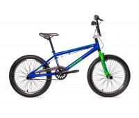 """Велосипед трюковый BMX Black Aqua X-Jump - 20"""""""