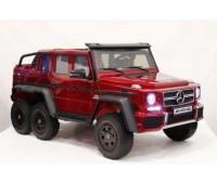 Детский электромобиль Mercedes-Benz G63-AMG 4WD X555XX