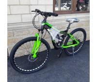 Велосипед KANO 26 дюймов , 2-х подвес