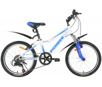 """Велосипед детский Pioneer Ranger - 20""""x11""""2021г"""