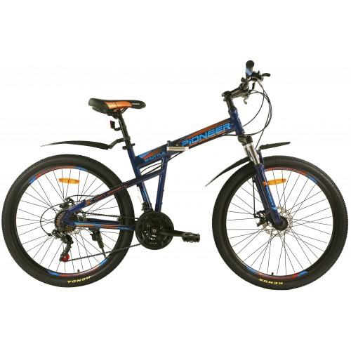 """Велосипед горный Pioneer Shuttle - 26""""x17"""""""