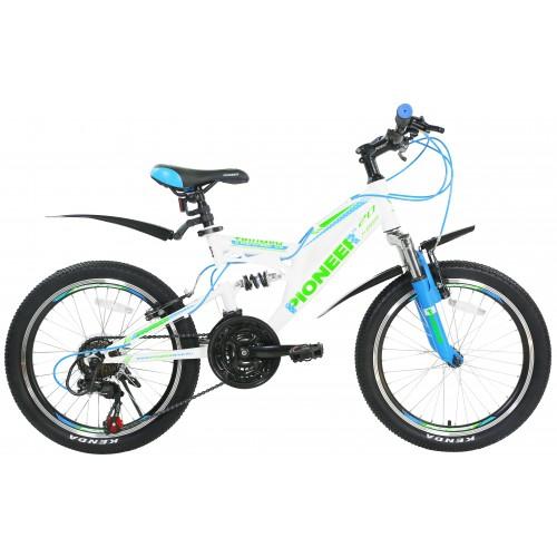 """Велосипед детский двухподвусный Pioneer Triumph - 20""""x13"""""""