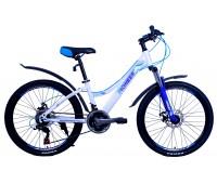 """Велосипед подростковый Pioneer Fiesta - 24""""x13"""""""