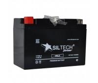 Аккумулятор SILTECH VRLA 1208 12V8AH (п.п) (YT7B-4)