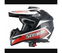 Мотошлем  кроссовый VEGA HD210