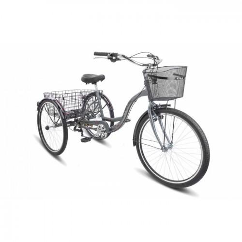 Трехколесный взрослый велосипед Stels Energy VI