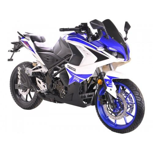 Мотоцикл Racer RC250XZR-A Storm