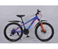 """Велосипед подростковый Pulse MD200 - 24"""""""