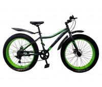 """Велосипед горный фэтбайк Pulse MD 2690 26"""""""