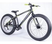 "Велосипед фэтбайк Pioneer Leader - 26""x19"""